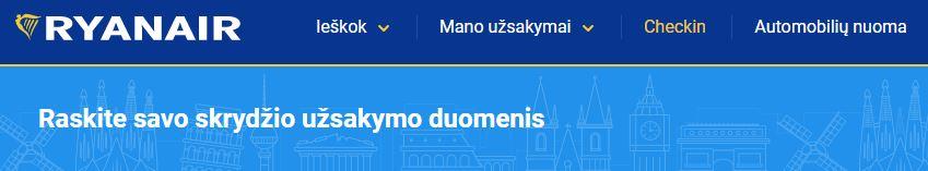 Rynair automatinio vertimo paslaugos