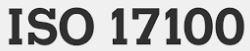 naujasis vertimo standartas iso 17100